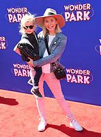 "10 March 2019 - Westwood, California - Beverly Mitchell. ""Wonder Parker"" Los Angeles Premiere held at Regency Village Theater. Photo Credit: Birdie Thompson/AdMedia"