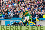 Fionn Fitzgerald Kerry in action against  Dublin at the National League Final in Croke Park on Sunday.