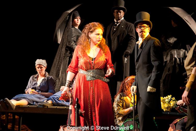 Carmen, Boston Lyric Opera, Shubert Theater, Boston, MA