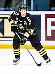 Stockholm 2014-09-27 Ishockey Hockeyallsvenskan AIK - Mora IK :  <br /> AIK:s Jordan Hendry i aktion <br /> (Foto: Kenta J&ouml;nsson) Nyckelord:  AIK Gnaget Hockeyallsvenskan Allsvenskan Hovet Johanneshovs Isstadion Mora MIK portr&auml;tt portrait