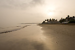 Oman - Beach near the Intercontinental Hotel, Muscat