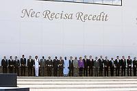 L'Aquila: Foto di gruppo al G8