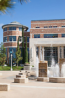Leatherby Libraries at Chapman University in Orange County California