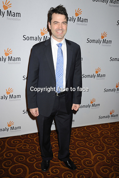 NEW YORK, NY - OCTOBER 23: Ron Livingston at Somaly Mam Foundation's &quot;Life Is Love&quot; Gala to celebrate hope, action and change in the fight to end slavery at Gotham Hall in New York. October 23, 2013. <br />