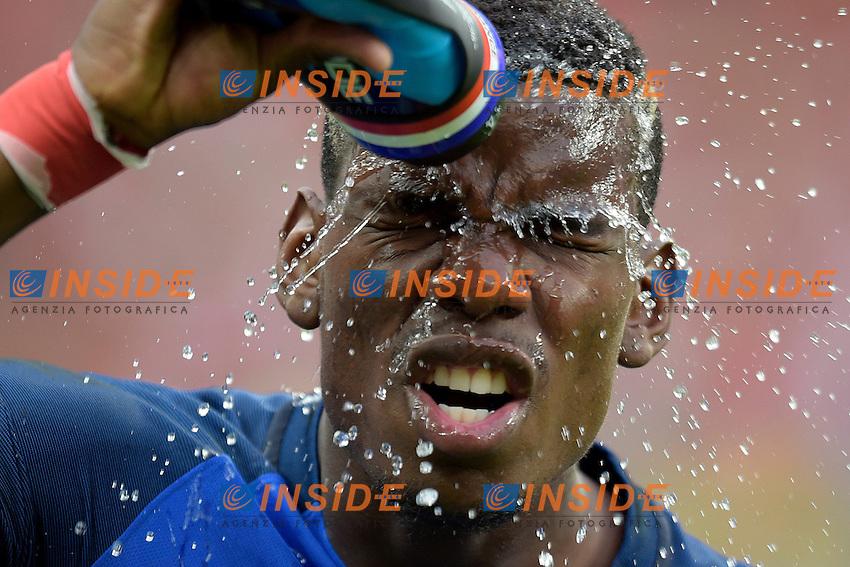 Paul Pogba ( France ) <br /> Paris 10-07-2016 Stade de France Football Euro2016 Portugal - France / Portogallo - Francia Finale/Finals<br /> Foto Federico Pestellini / Panoramic / Insidefoto