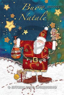 Simonetta, CHRISTMAS SANTA, SNOWMAN, paintings, ITDPNT0002,#X# Weihnachtsmänner, Schneemänner, Weihnachen, Papá Noel, muñecos de nieve, Navidad, illustrations, pinturas