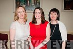Listowel Emmetts Social : Attending the Listowel Emmett's GAA social at the Listowel Arms Hotel on Saturday night last were Evelyn Sweeney, Marina Smith & Caroline O'Carroll.
