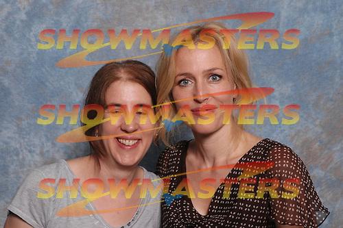 London Film and Comic Con 2012, Gillian Anderson
