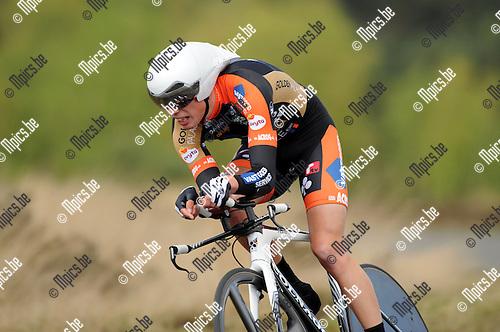 2014-04-08 / Wielrennen / seizoen 2014 / Nick Wynants<br /><br />Foto: mpics.be