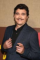 HOLLYWOOD, CA - OCTOBER 10: Arturo Del Puerto, at The Los Angeles Premiere of HBO's Camping at Paramount Studios in Hollywood, California on October 10, 2018. Credit: Faye Sadou/MediaPunch