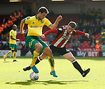 John Fleck of Sheffield Utd during the Championship match at Bramall Lane Stadium, Sheffield. Picture date 16th September 2017. Picture credit should read: Simon Bellis/Sportimage