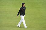 April 17, 2013; Bremerton, WA, USA; Loyola Marymount Lions golfer Eduardo Chavez during the WCC Golf Championships at Gold Mountain Golf Club.