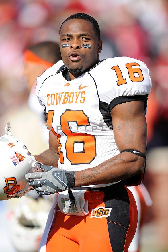 Perrish Cox(16) / Oklahoma State Cowboys