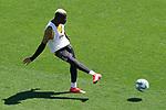 Getafe's Amath Ndiaye during training session. June 5,2020.(ALTERPHOTOS/Acero)