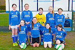 The Killarney Athletic team who played Killarney Celtic on Saturday front row l-r: Laura O'Connell, Pia Hickey, Ella galvin, Lucy O'Leary. Back row: Shauagh Mahony, Jade Potts, Ciara White, Zara Neher and Leah Beazley