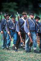 Confederate reenactment of the American Civil War 1861-1865