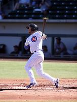 Ian Rice - Mesa Solar Sox - 2017 Arizona Fall League (Bill Mitchell)