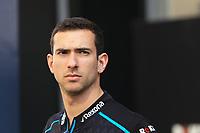 3rd December 2019; Yas Marina Circuit, Abu Dhabi, United Arab Emirates; Pirelli Formula 1 tyre testing sessions; ROKiT Williams Racing, Nicholas Latifi