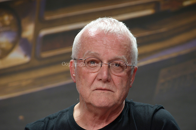 Russell Banks, American writer in 2012.