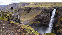 Haifoss Waterfalls