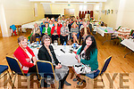 Kerry ICA AGM: Pictured at the AGM of the Kerry Federation of the ICA at Bally longford Community Centre on Sunday last were Geraldine Dennehy, Treasurer, Liz O'Leary, President & Caroline Toal, Secretary.