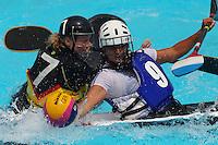 Juegos Mundiales 2013 Polo Kayak Francia vs Alemania