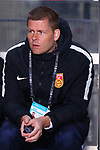 Sigurdur Ragnar Eyjolfsson (CHN), <br /> DECEMBER 11, 2017 - Football / Soccer : <br /> EAFF E-1 Football Championship 2017 Women's Final match <br /> between Japan 1-0 China <br /> at Fukuda Denshi Arena in Chiba, Japan. <br /> (Photo by Naoki Nishimura/AFLO SPORT)