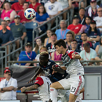 New England Revolution vs D.C. United, June 30, 2018