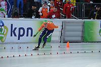 SCHAATSEN: BOEDAPEST: Essent ISU European Championships, 08-01-2012, 1500m Men, Sven Kramer NED, ©foto Martin de Jong