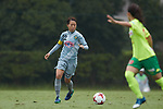 Azusa Iwashimizu (Beleza), <br /> SEPTEMBER 17, 2017 - Football / Soccer : <br /> 2017 Plenus Nadeshiko League Division 1 match <br /> between JEF United Ichihara Chiba Ladies 0-1 NTV Beleza <br /> at Frontier Soccer Field in Chiba, Japan. <br /> (Photo by AFLO SPORT)