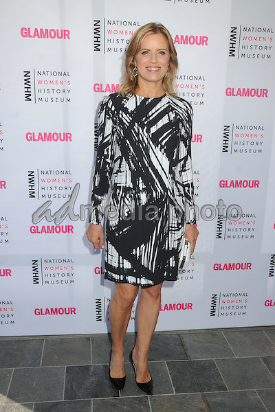 19 September 2015 - Los Angeles, California - Kim Dickens. 4th Annual Women Making History Brunch held at the Skirball Cultural Center. Photo Credit: Byron Purvis/AdMedia