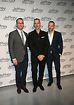 Todd Sears , Jerry Mitchell Dan Rothman and Attend Jeffrey Fashion Cares 10th Anniversary New York Fundrasier Hosted by Emmy Rossum Held at the Intrepid, NY 4/2/13
