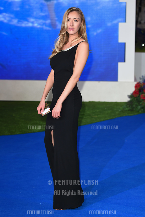 """LONDON, UK. December 12, 2018: Sophie Habboo at the UK premiere of """"Mary Poppins Returns"""" at the Royal Albert Hall, London.<br /> Picture: Steve Vas/Featureflash"""