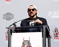LOS ANGELES - OCT 14:  Kevin Smith at the Kevin Smith And Jason Mewes Hand And Footprint Ceremony at the TCL Chinese Theater on October 14, 2019 in Los Angeles, CA