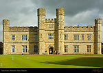 Leeds Castle, Maidstone, Kent, England, UK