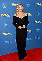 LOS ANGELES, USA. January 25, 2020: Katheryn Winnick at the 72nd Annual Directors Guild Awards at the Ritz-Carlton Hotel.<br /> Picture: Paul Smith/Featureflash