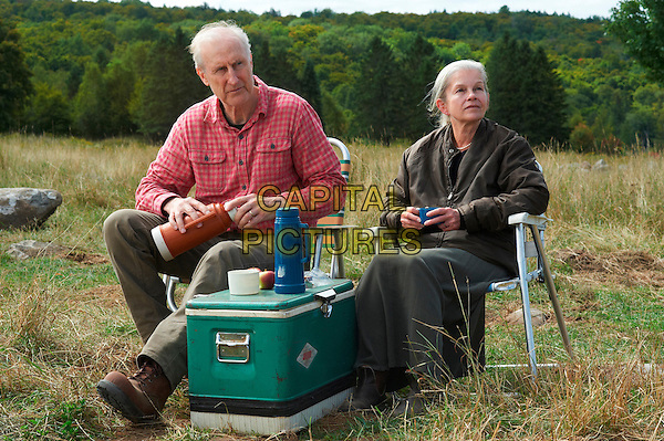 James Cromwell, Genevieve Bujold<br /> in Still Mine (2012) <br /> *Filmstill - Editorial Use Only*<br /> CAP/FB<br /> Image supplied by Capital Pictures
