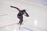 SPEEDSKATING: HAMAR: Vikingskipet, 28-02-2020, ISU World Speed Skating Championships, Sprint, 1000m Ladies, Brittany Bowe (USA), ©photo Martin de Jong