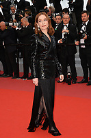"Isabelle Huppert at the gala screening for ""Sink or Swim"" at the 71st Festival de Cannes, Cannes, France 13 May 2018<br /> Picture: Paul Smith/Featureflash/SilverHub 0208 004 5359 sales@silverhubmedia.com"