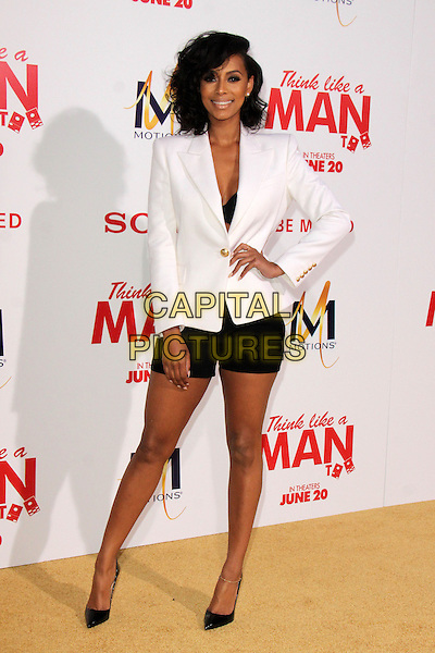 HOLLYWOOD, CA - June 10: Keri Hilson at the &quot;Think Like A Man Too&quot; World Premiere, TCL Chinese Theater, Hollywood,  June 10, 2014.  <br /> CAP/MPI/JO<br /> &copy;Janice Ogata/MediaPunch/Capital Pictures