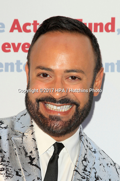 LOS ANGELES - JUN 11:  Nick Verreos at the Actors Fund's 21st Annual Tony Awards Viewing Party at the Skirball Cultural Center on June 11, 2017 in Los Angeles, CA