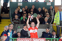 Kerry football County Championship final  day at Austin Stack Park, Tralee on Sunday. <br />  Picture: Don MacMonagle