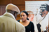 Jobs Fair, Brixton Town Hall, March 2008