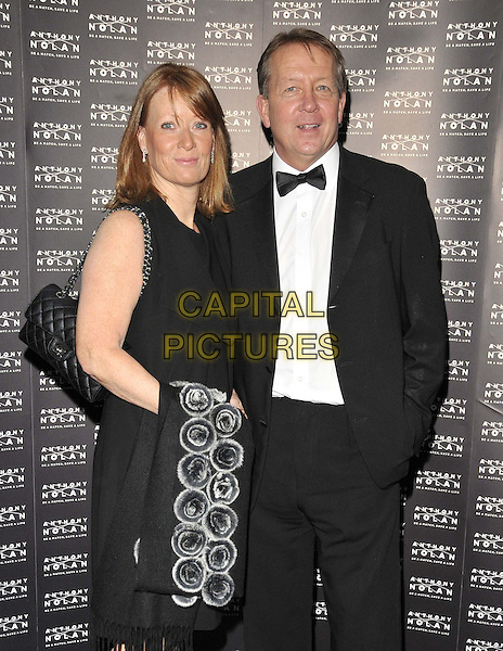 LONDON, ENGLAND - MAY 10: Carol Ciurbishley &amp; Alan Curbishley attend the Daisy Ball in aid of the Anthony Nolan Trust, Grosvenor House Hotel, Park Lane, on Saturday May 10, 2014 in London, England, UK.<br /> CAP/CAN<br /> &copy;Can Nguyen/Capital Pictures
