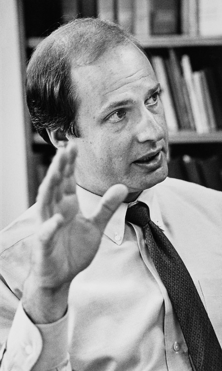Rep. Vin Weber, R-Minn. on June 10, 1992. (Photo by Laura Patterson/CQ Roll Call)