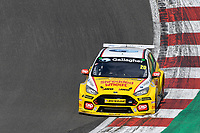#20 James Cole Team Shredded Wheat Racing with Gallagher Ford Focus RS during BTCC Practice  as part of the Dunlop MSA British Touring Car Championship - Brands Hatch 2018 at Brands Hatch, Fawkham, Longfield, Kent, United Kingdom. September 29 2018. World Copyright Peter Taylor/PSP. Copy of publication required for printed pictures.