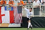 14 May 2010: Carolina's Nic Platter. The FC Tampa Bay Rowdies defeated the Carolina RailHawks 2-1 at WakeMed Stadium in Cary, North Carolina in a regular season U.S. Soccer Division-2 soccer game.