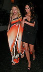4-1-09 .Megan Fox leaving Chateau Marmont in Hollywood California with a friend that looks like she needs it real bad...AbilityFilms@yahoo.com.805-427-3519.www.AbilityFilms.com.