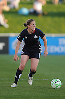 Washington Freedom defender Cat Whitehill (4).   Boston Breakers defeated The Washington Freedom 3-1 at The Maryland SoccerPlex,  Saturday April 18, 2009.