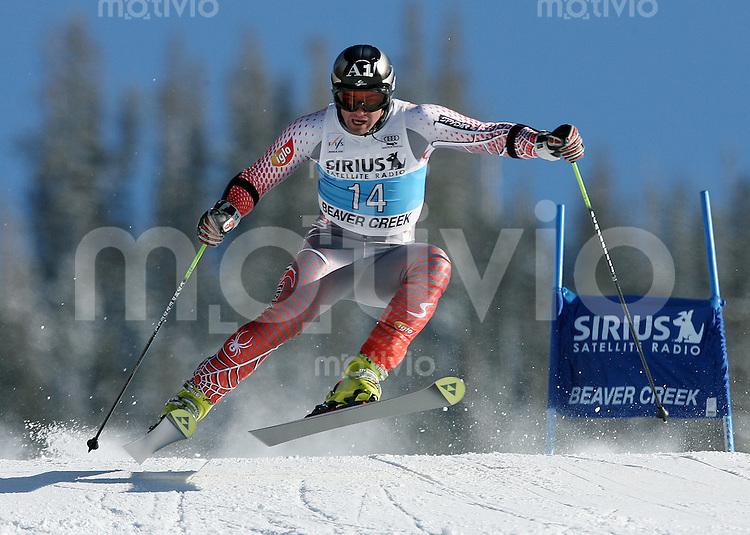 Ski Alpin; Saison 2006/2007  Riesenslalom Herren Stephan Goergl (AUT)